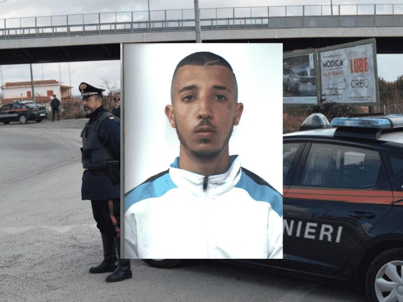 Rosolini, doppia rapina e minacce: arrestato 22enne marocchino