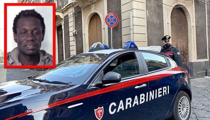 Catania, spaccio di droga a San Berillo: arrestato Ibrahim Sawaneh, il pusher di via Pistone