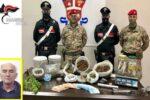 """Paternò, impiegato insospettabile con la """"passione"""" per la cannabis: arrestato"""