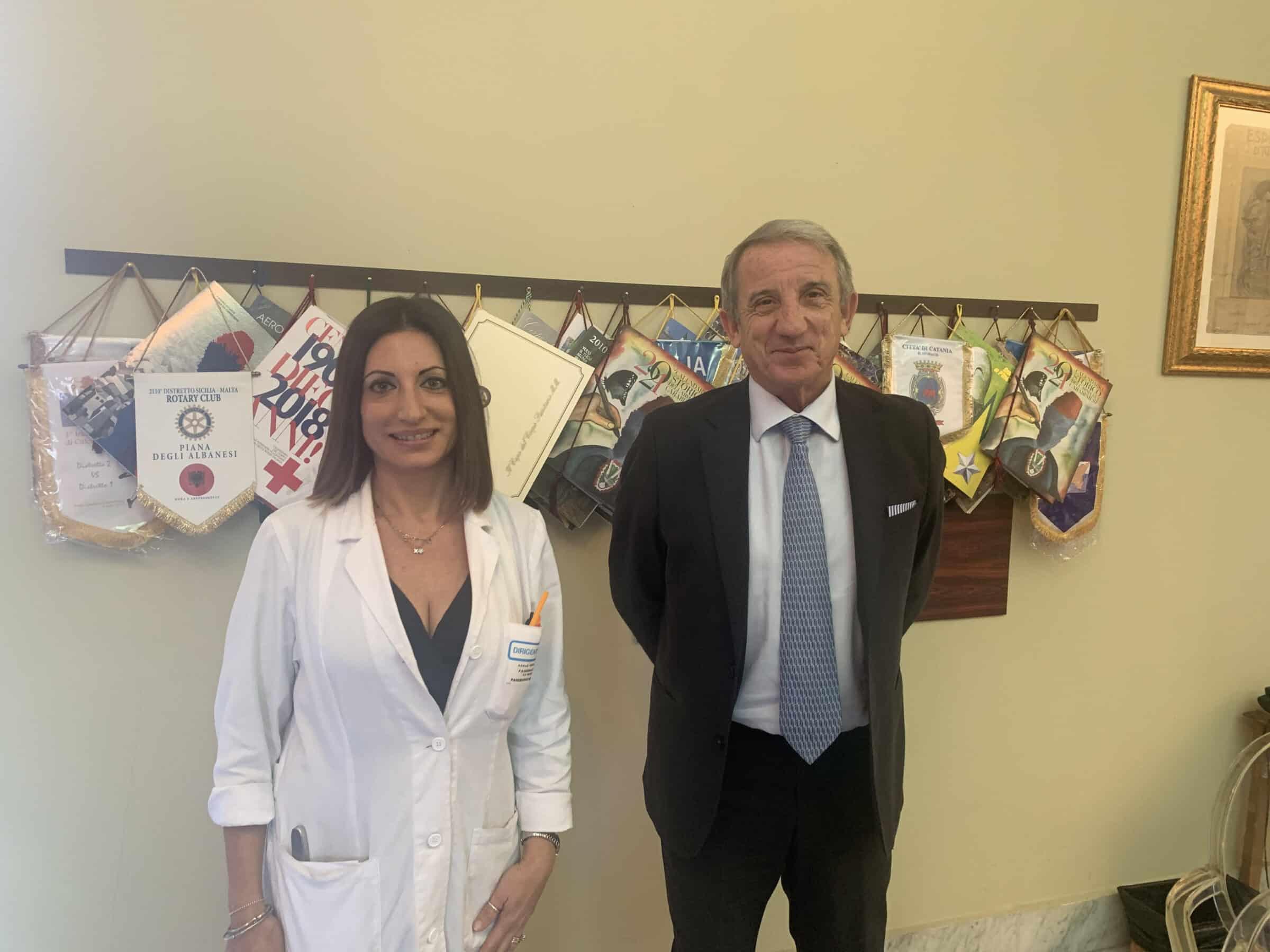 Catania, riaperto al Garibaldi l'ambulatorio di diagnosi e cura dell'epilessia