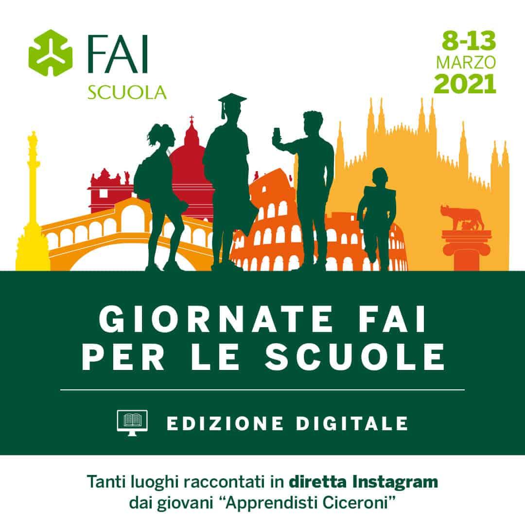 Anche in Sicilia le giornate Fai per la scuole, numerosi luoghi identitari raccontati su Instagram dagli studenti