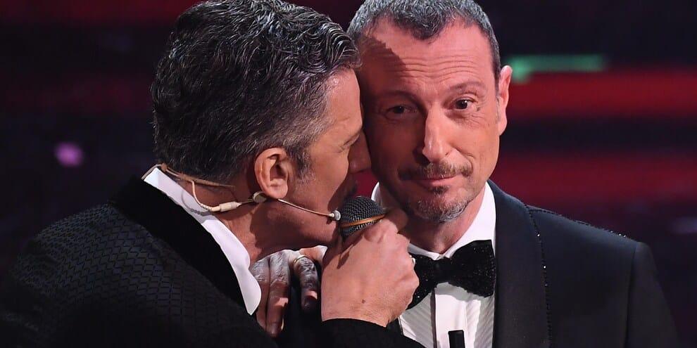 Sanremo, la prima puntata in pochi passi: calano gli ascolti, aumentano le ricerche. Noemi e Madame star su Google