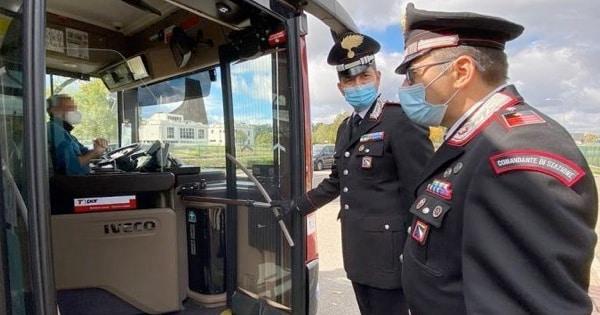 Mobilità in Sicilia: anche per il 2021 trasporto pubblico gratis per forze dell'ordine, militari e vigili del fuoco