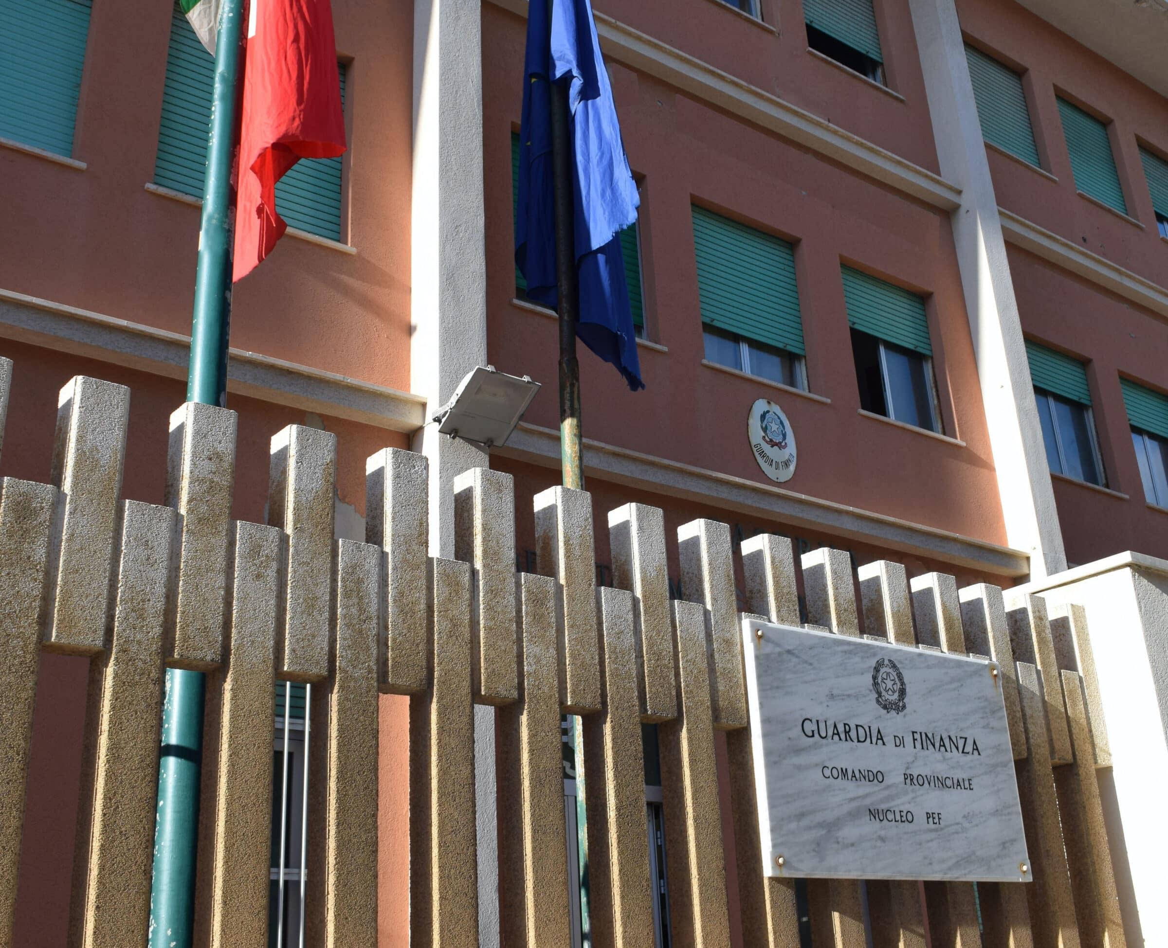 Frode all'Erario, Stato e UE da parte di un imprenditore di Marsala: sequestro per oltre 8 milioni di euro