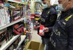 Lotta alla contraffazione nel Catanese, sequestrati oltre 9mila articoli – FOTO e VIDEO