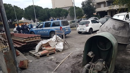 Catania, continuano i controlli a Librino: poliziotti in viale Grimaldi, ecco i dettagli – FOTO