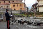 Ubriaco si schianta in auto contro il muretto della Circumetnea: denunciato 24enne