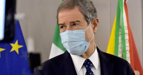 """Covid, Sicilia a rischio zona gialla. Tuona Musumeci: """"Rivedere i parametri per cambiare i criteri"""""""