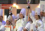 """Solo il meglio al """"Wojtyla"""" di Catania: corso di pasticceria, gelateria e CioccolaTiAmo. La VIDEO intervista al Prof. Failla"""