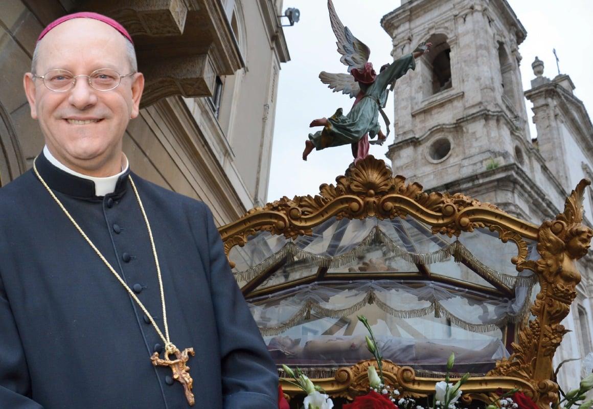 Caltanissetta, una via Crucis online per i bambini: il Vescovo Mario Russotto commenta Le Varicedde