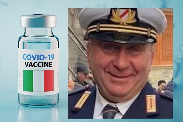 Malore improvviso, l'agente Michele Quintiero muore poche ore dopo il vaccino Pfizer: sequestrata la salma