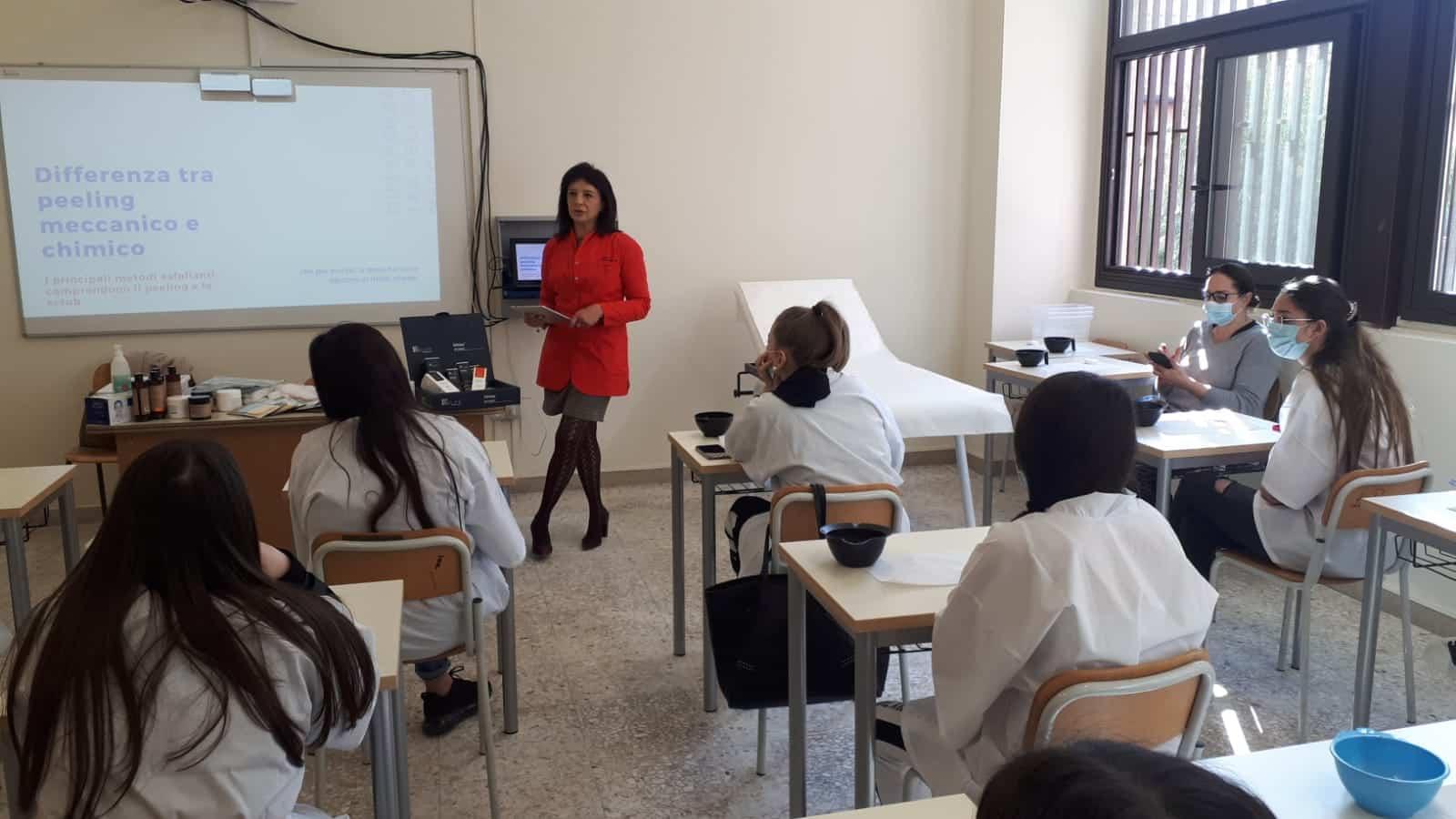"""Inaugurato il nuovo plesso dell'Istituto """"De Felice-Olivetti"""" di Catania – le FOTO"""