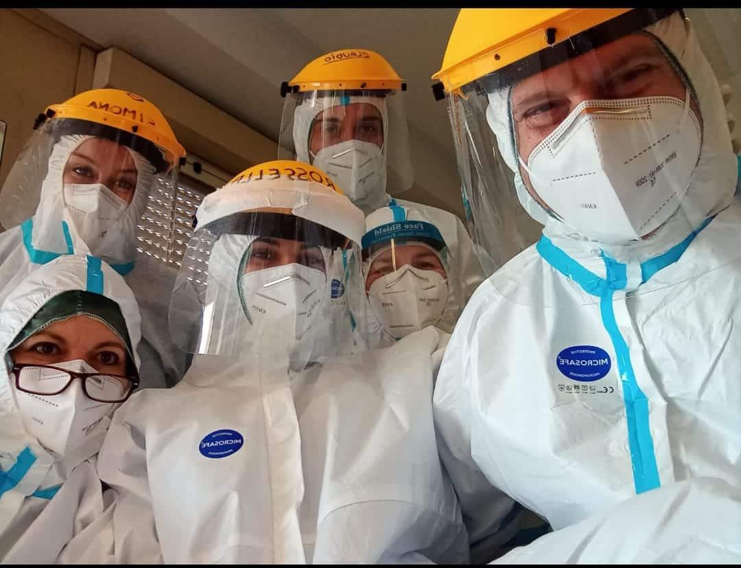 Coronavirus, ad Acireale inizia la terapia con anticorpi monoclonali: prima somministrazione a contagiato
