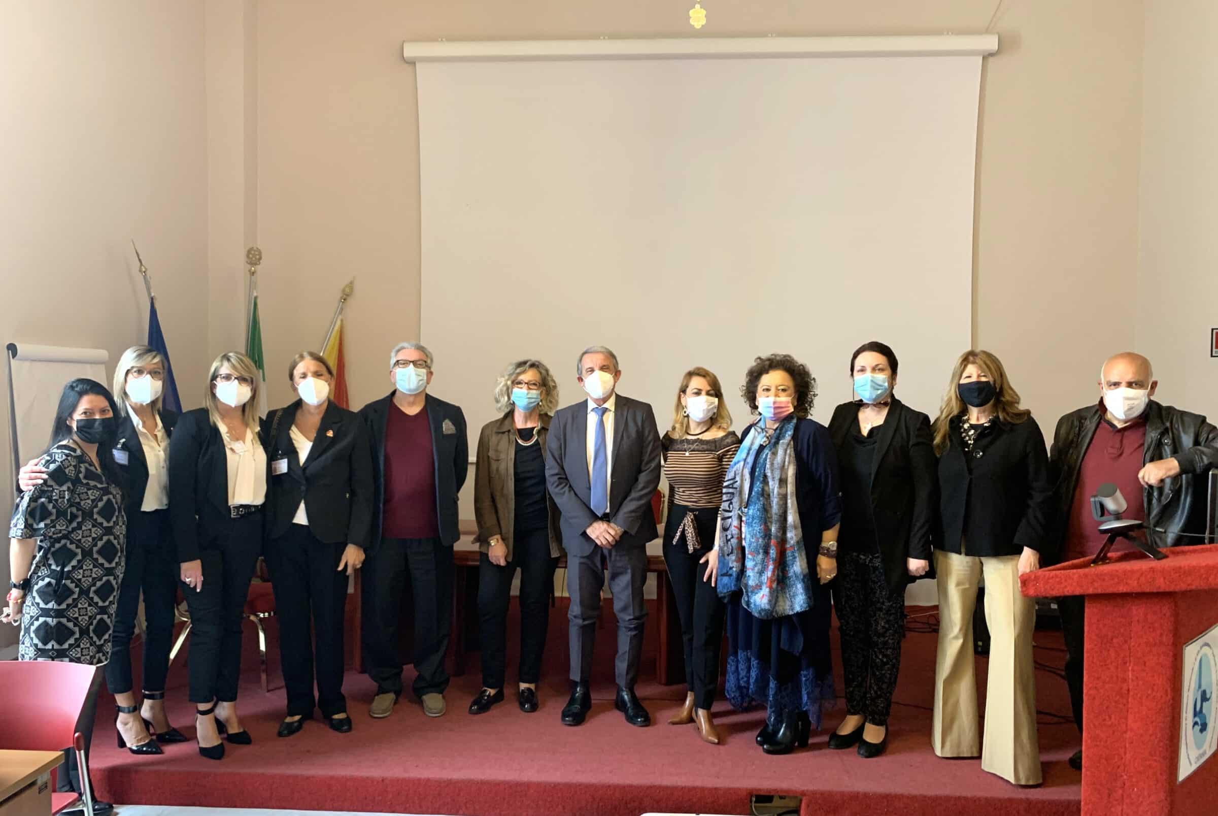 Covid Catania, all'ospedale Garibaldi si ringraziano le associazioni di volontariato a supporto dei pazienti