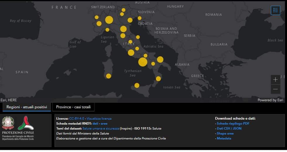 Covid Italia, migliora il quadro ma non in Sicilia e Campania: il bollettino del 26 aprile 2021