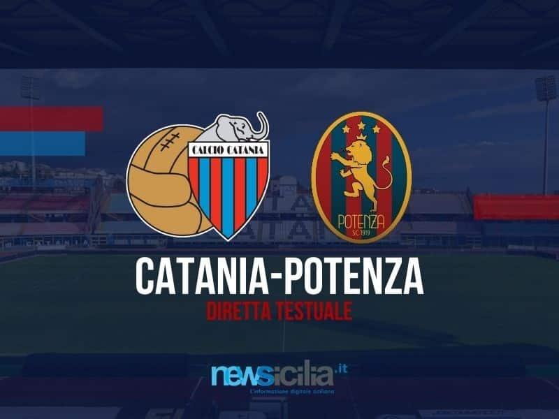 Catania, spettacolo contro il Potenza: 5 gol tra gli etnei, che rispondono colpo su colpo – RIVIVI LA DIRETTA