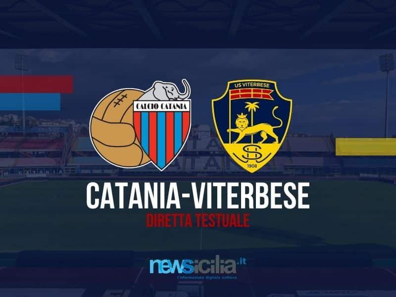 Catania, nell'uovo di Pasqua i tre punti con la Viterbese: la decide Dall'Oglio su punizione – RIVIVI LA CRONACA