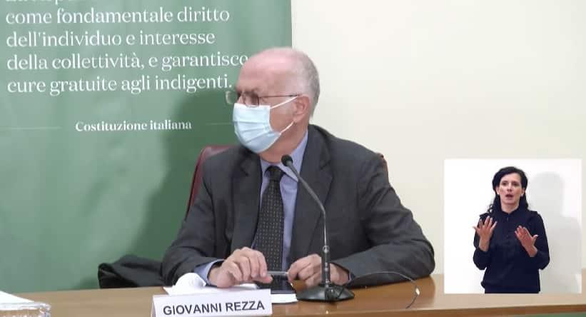"""Monitoraggio Covid, lieve miglioramento dei parametri in Italia. Rezza: """"Momento di transizione"""" – VIDEO"""