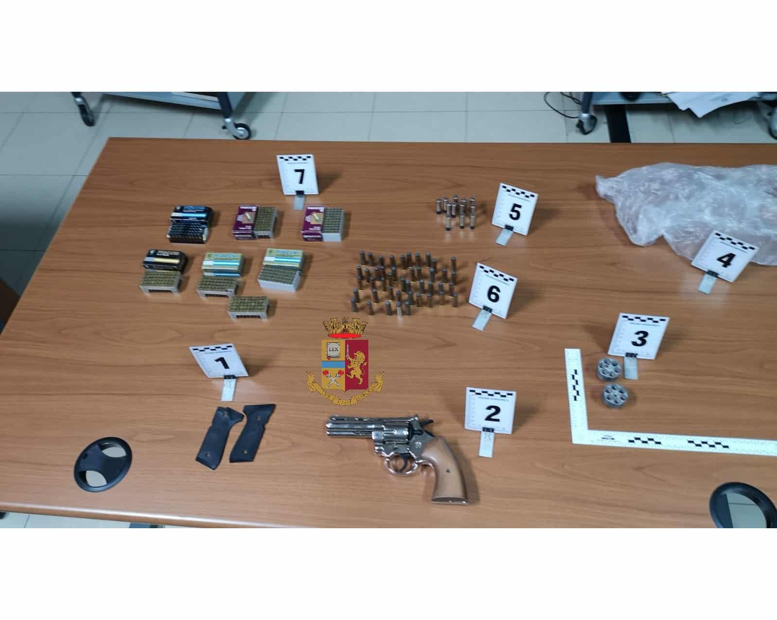 """Operazione """"Alto Impatto"""" nel quartiere di San Lorenzo: munizioni, droga e commercianti abusivi"""