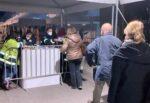 Covid Palermo, hub della Fiera del Mediterraneo parte con 494 dosi di vaccino somministrate – FOTO