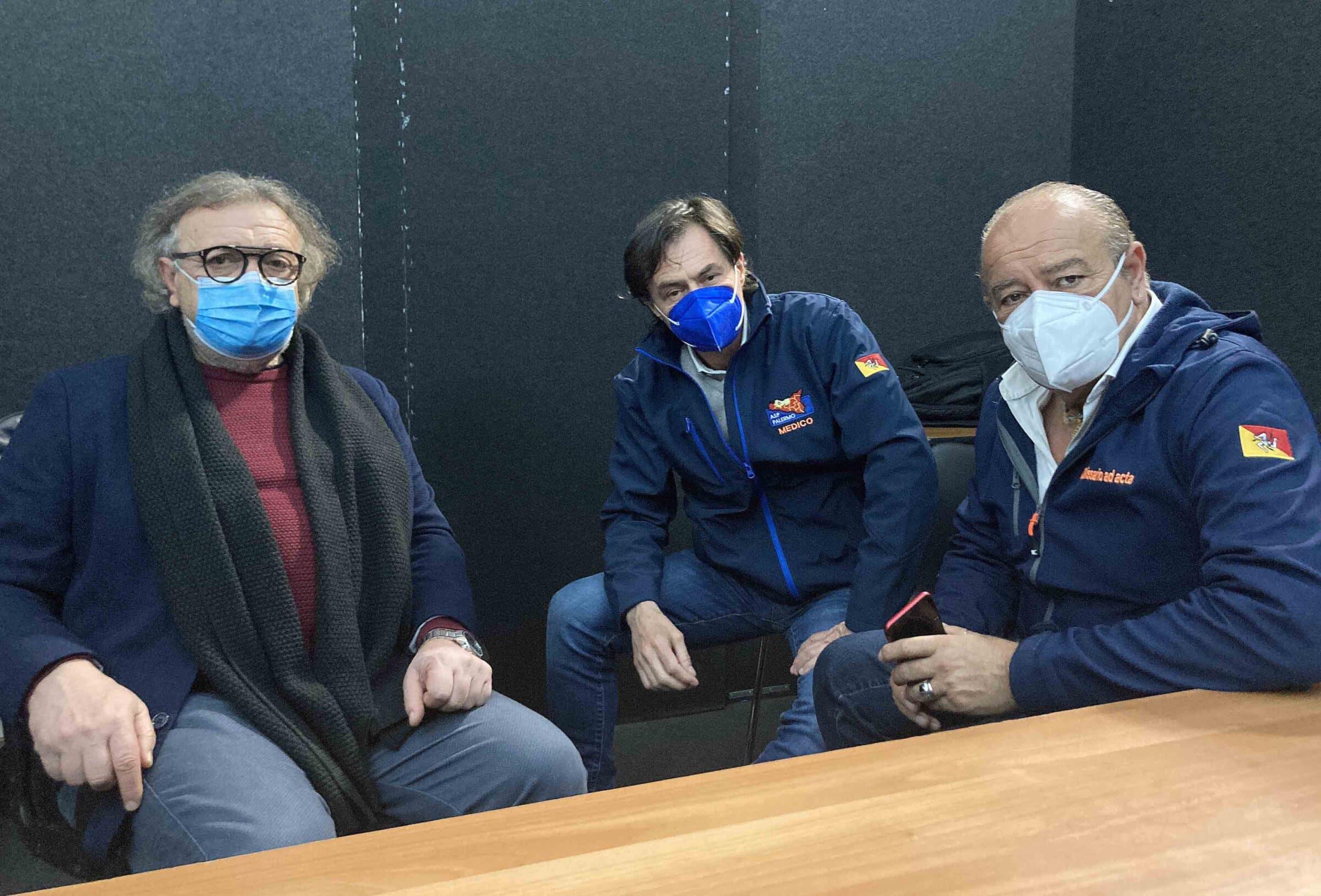 """Covid e vaccini, a Lampedusa arrivano nuovo personale medico e altri tamponi: """"Sicurezza garantita a cittadini"""""""
