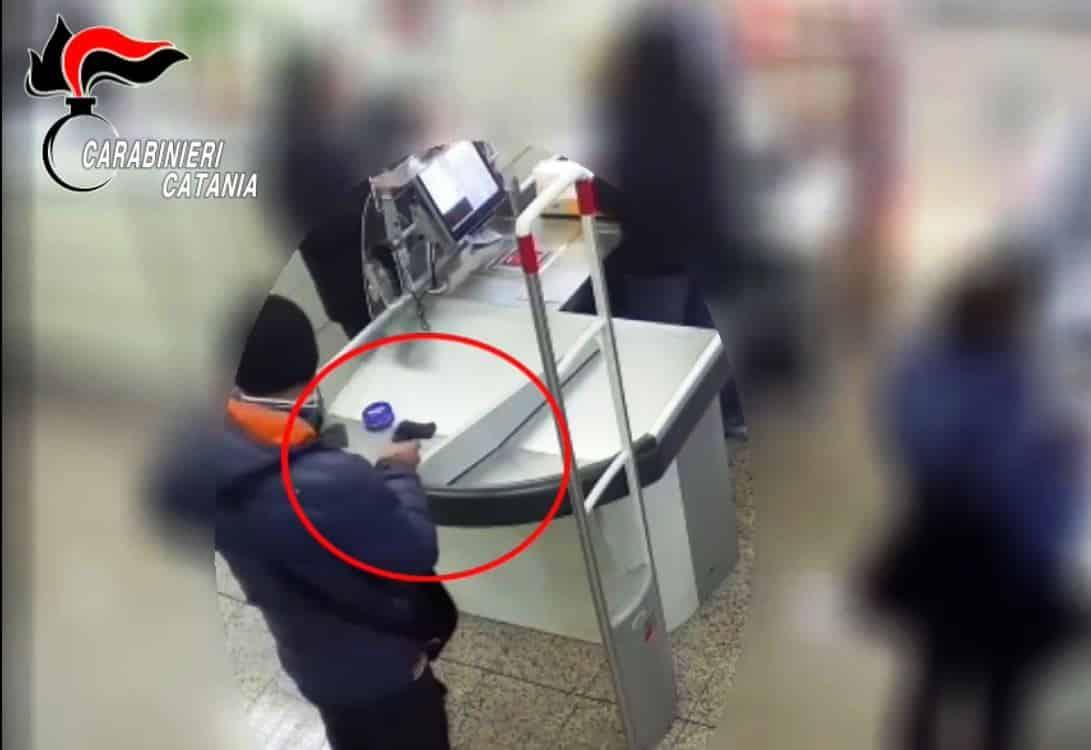 Rapine nel Catanese, ben 5 quelle perpetrate: arrestato 41enne, ecco chi è l'autore – IL VIDEO