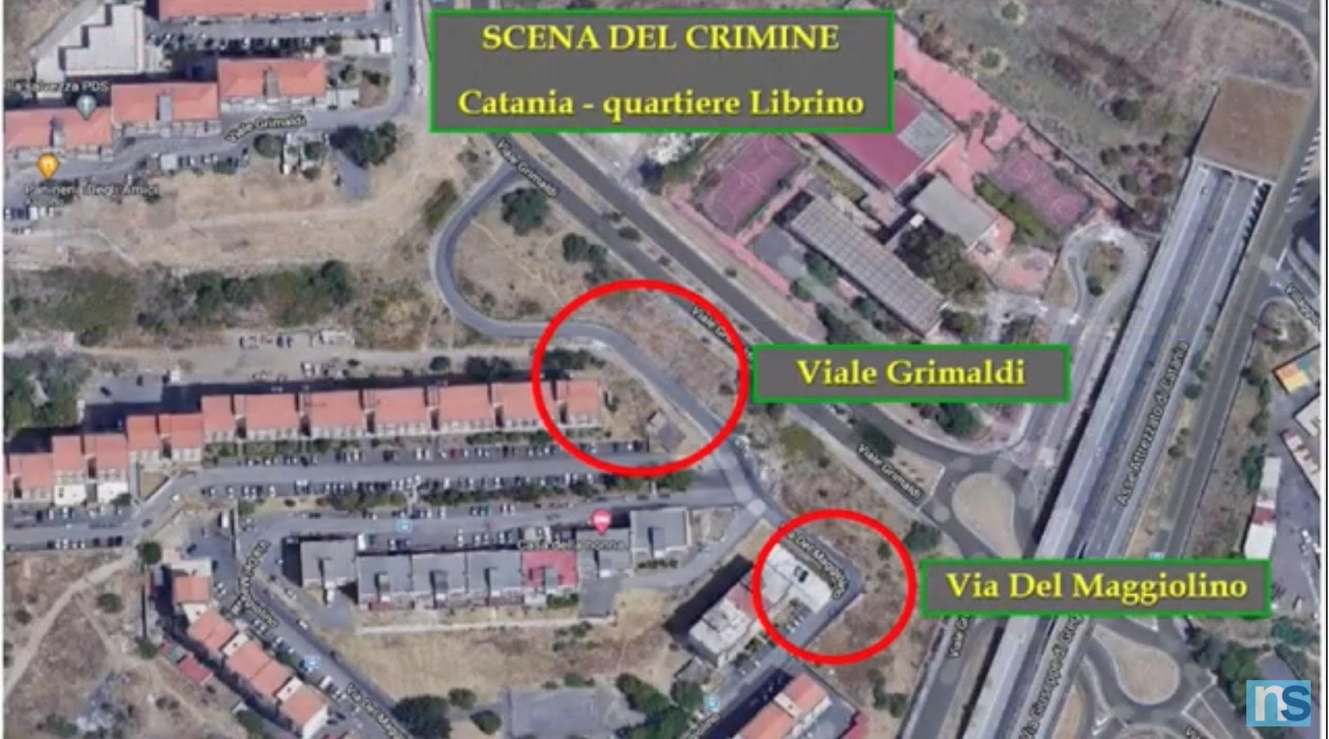 Catania, sparatoria con due morti e diversi feriti: Cursoti Milanesi VS Cappello, 14 arresti – FOTO e VIDEO
