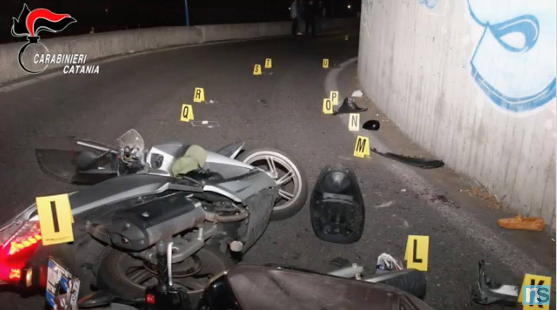 Catania, Cappello VS Cursoti Milanesi: ricostruita la sparatoria di Librino, così morirono Enzo Negativa e Luciano D'Alessandro – VIDEO