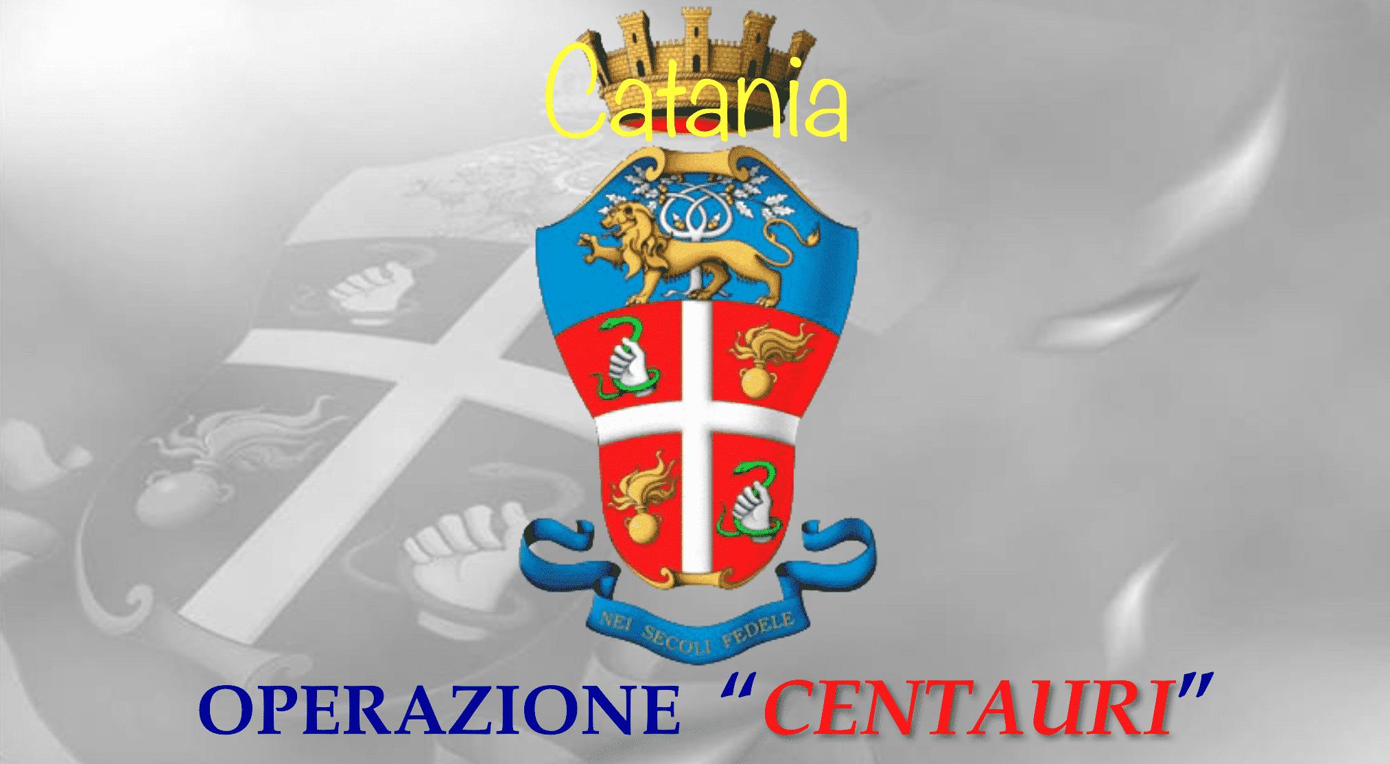 Catania, operazione Centauri: il sangue per il potere, i capi di accusa per i 14 arrestati dei Cappello e Cursoti Milanesi