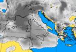 Meteo Sicilia, ancora piogge e temporali ma temperature in aumento: picchi massimi fino a 21°C