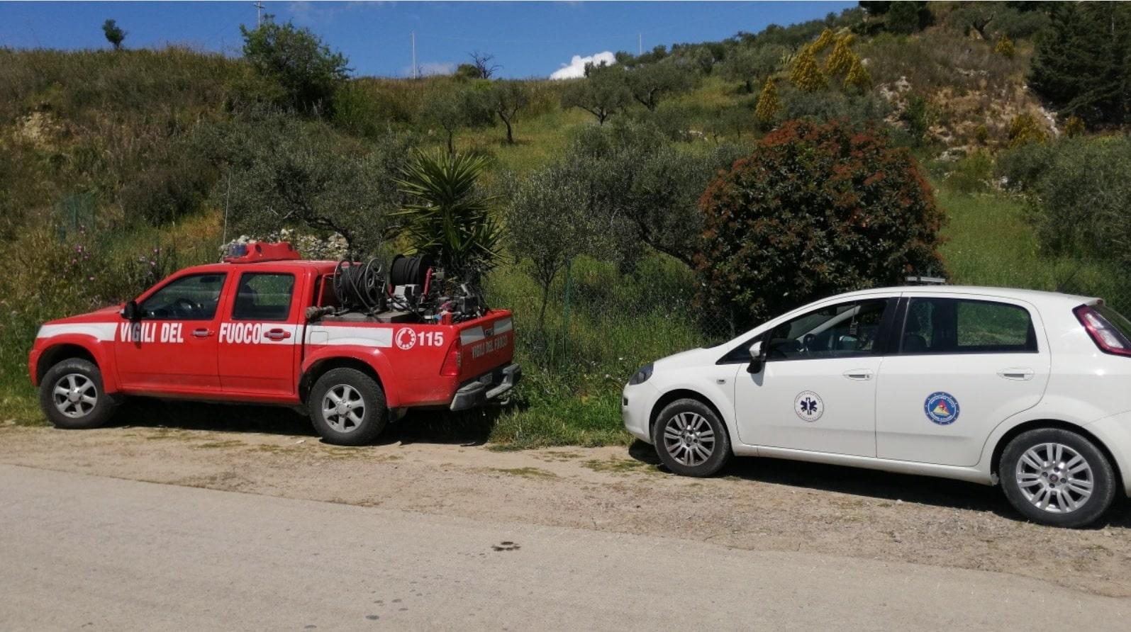 Uomo scompare nel nulla nell'Agrigentino, ore di ansia per Carmelo Gagliano: ricerche in corso