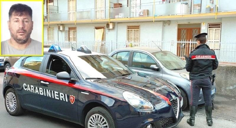 """Tentato furto in via Sebastiano Catania. Carabiniere fuori servizio becca ladro dei """"ricambi fai da te"""": arrestato Giovanni Sebastiano Desi"""