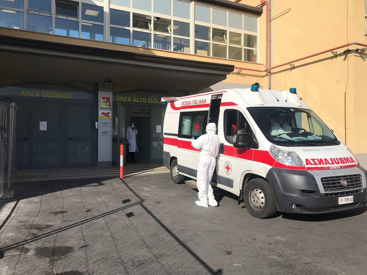 Coronavirus, all'ospedale Cannizzaro primi trattamenti con anticorpi monoclonali su 2 pazienti