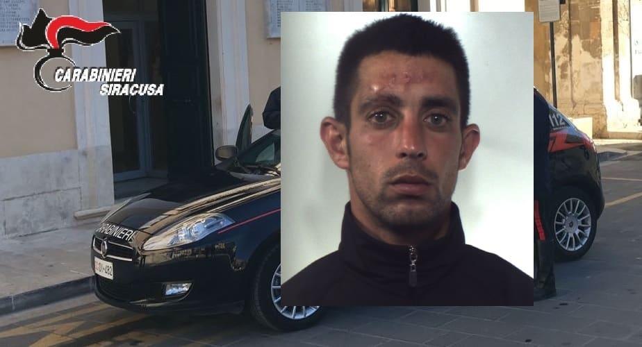 Vìola più volte i domiciliari, a Rosolini arrestato Francesco Peligra