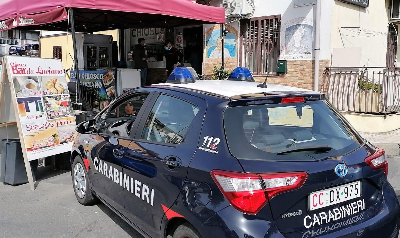 Catania, alimenti in cattivo stato di conservazione: denunciato il titolare di un chiosco