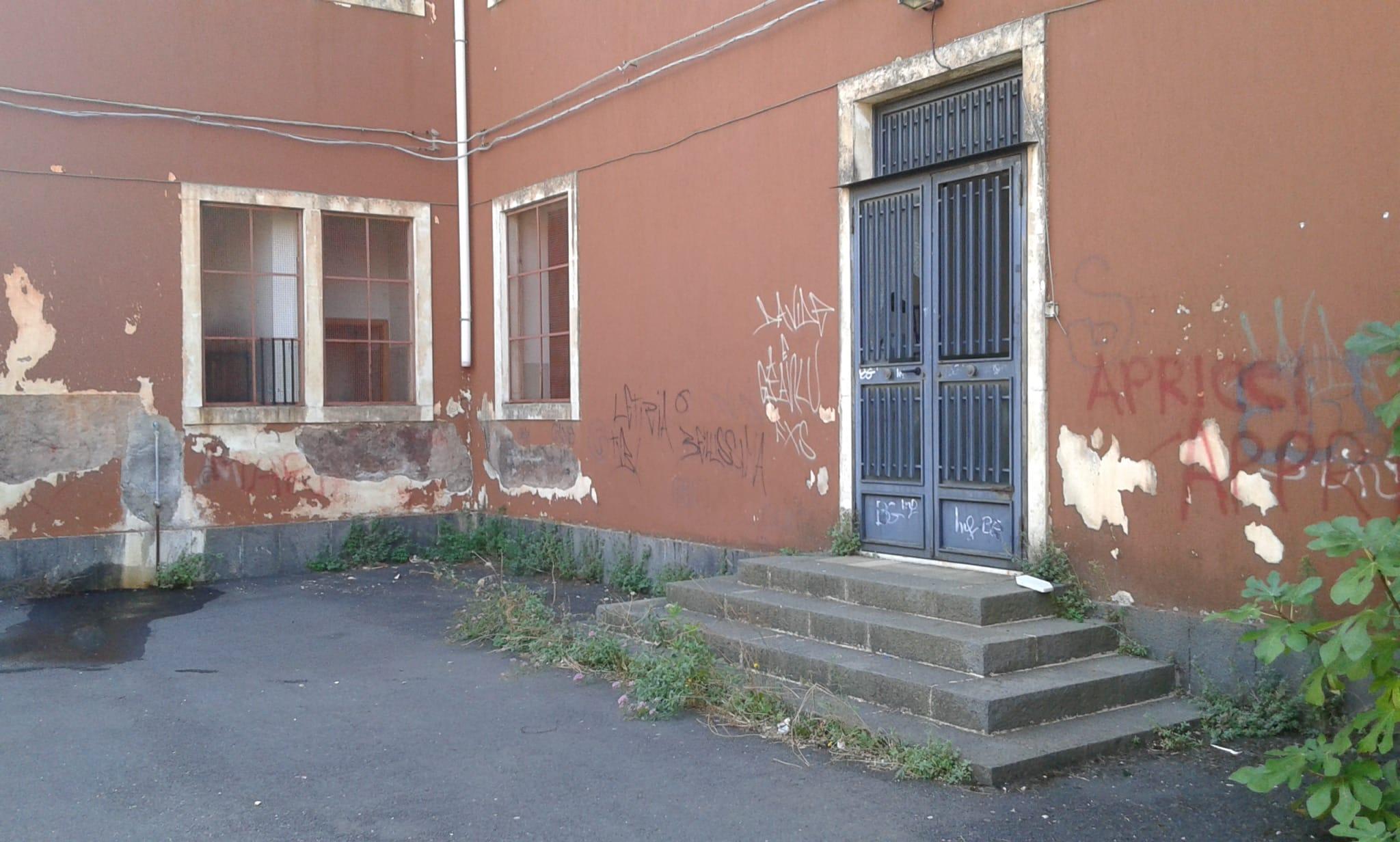 """Catania, recupero ex scuola """"Padre Santo di Guardo"""". Presidente Buceti (IV Municipio): """"Occorre una politica di interventi"""""""