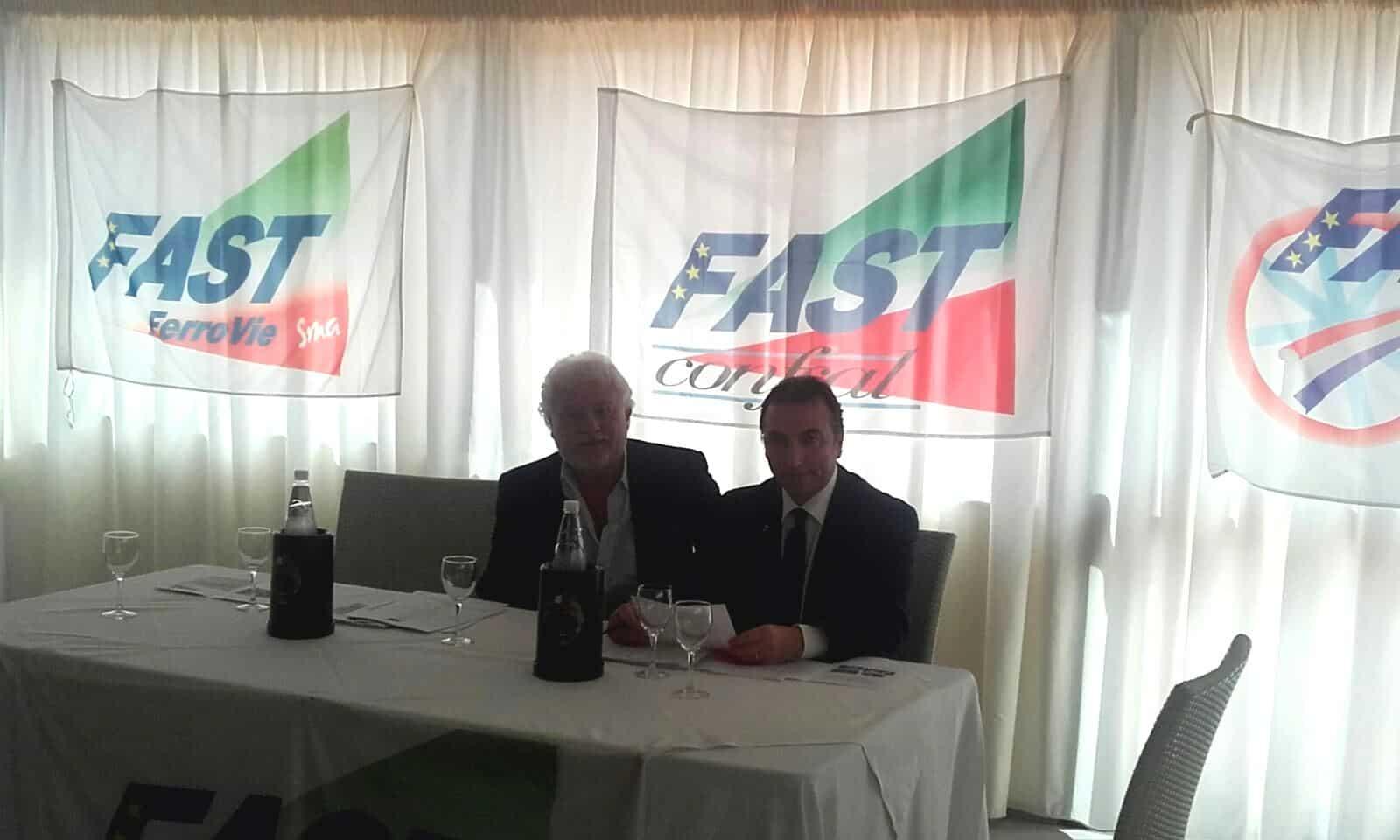 """Fast Confsal Sicilia: """"Rinnovata la segreteria regionale del sindacato dei lavoratori della mobilità"""""""