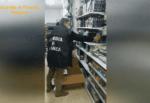 Messina, maxi sequestro di articoli in un negozio cinese: sanzioni e segnalazioni – IL VIDEO