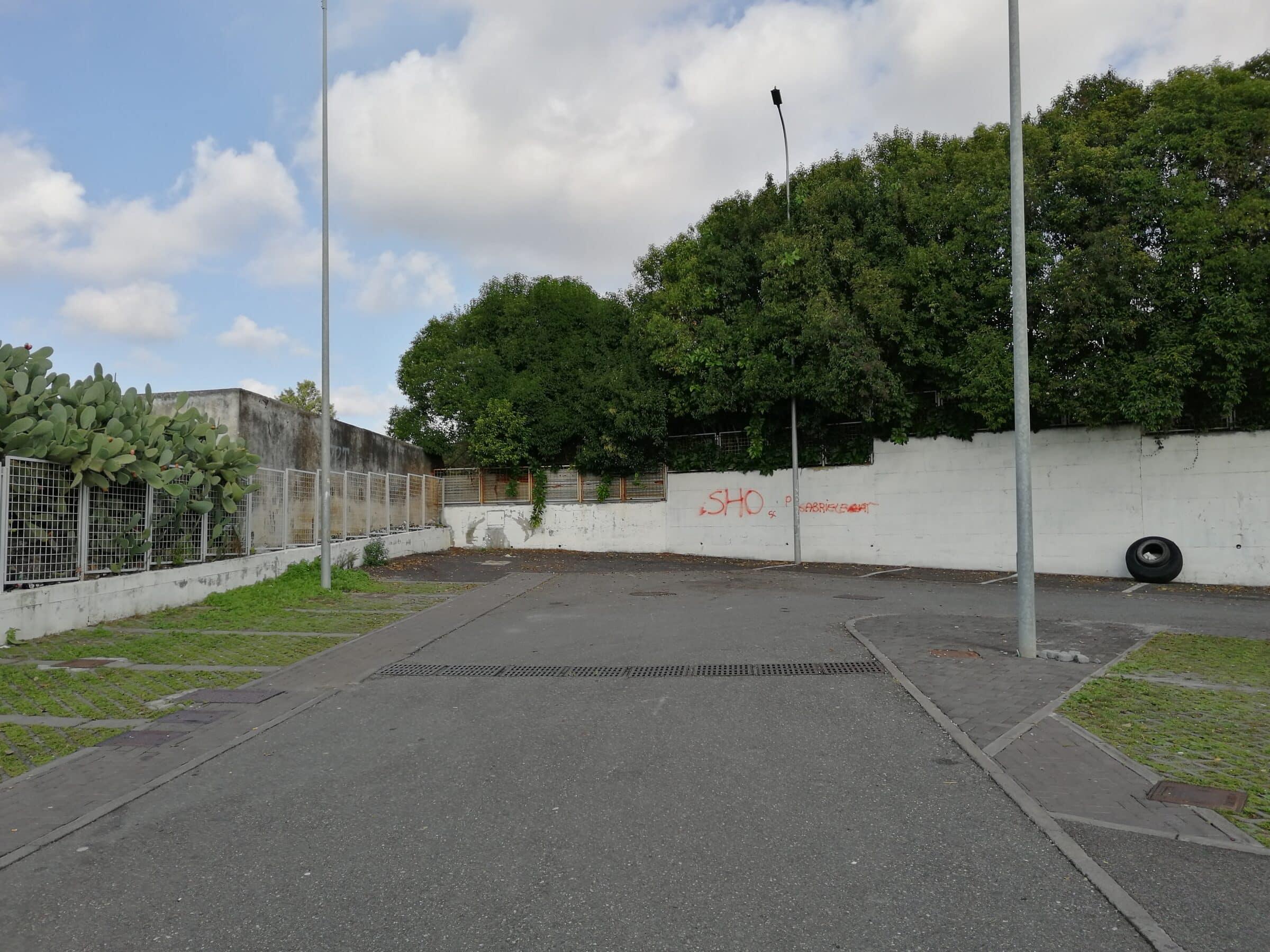 """Catania, parcheggio scambiatore di Largo Abbeveratoio totalmente abbandonato: """"Serve riqualificazione"""""""