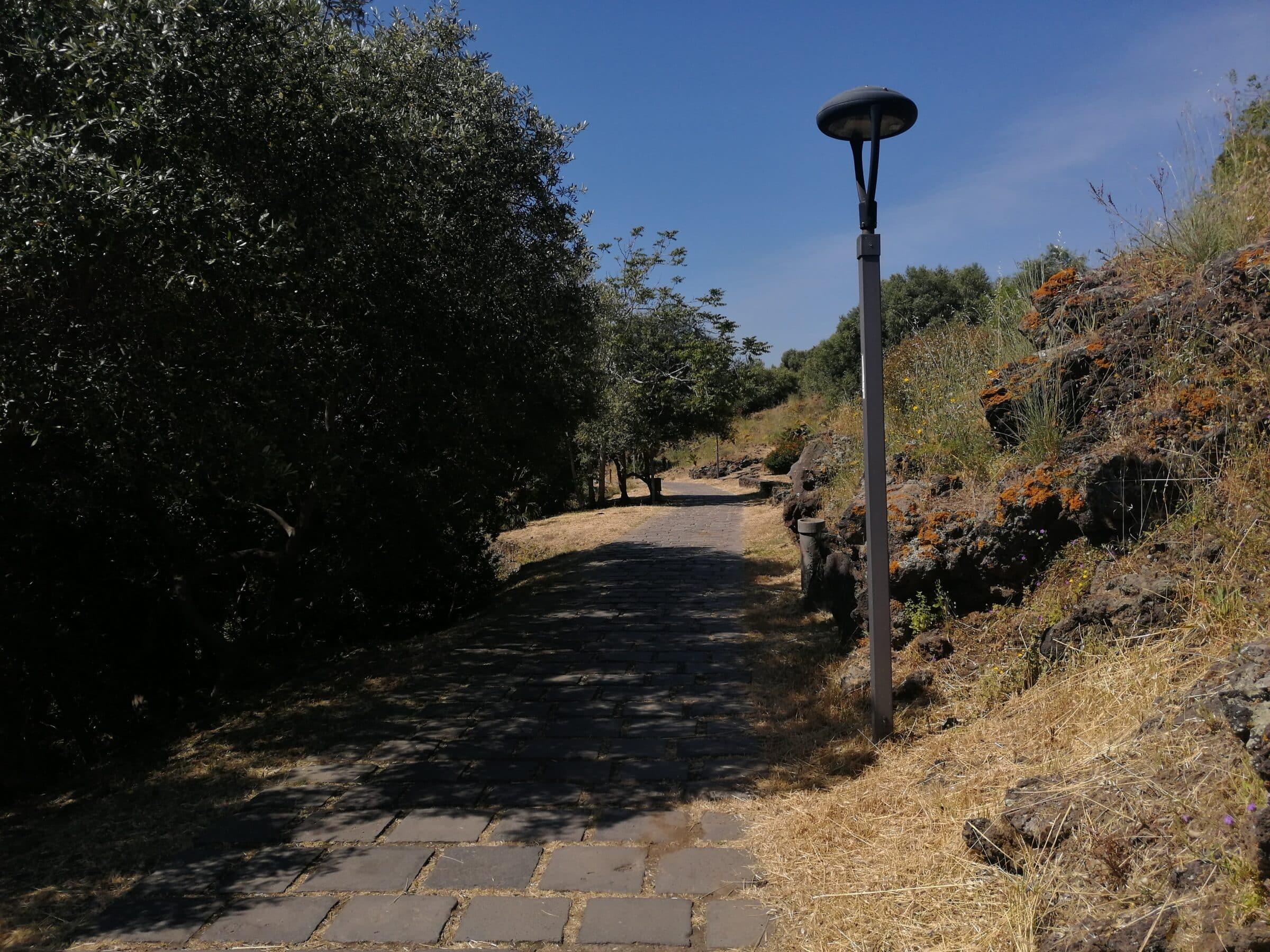 Recupero e piani di rilancio per il parco Gioeni di Catania: le proposte del Presidente Ferrara (III Municipio)