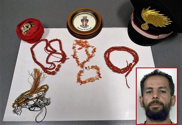 Mascali, colpo in casa di un commerciante: smascherato il ladro, arrestato marocchino