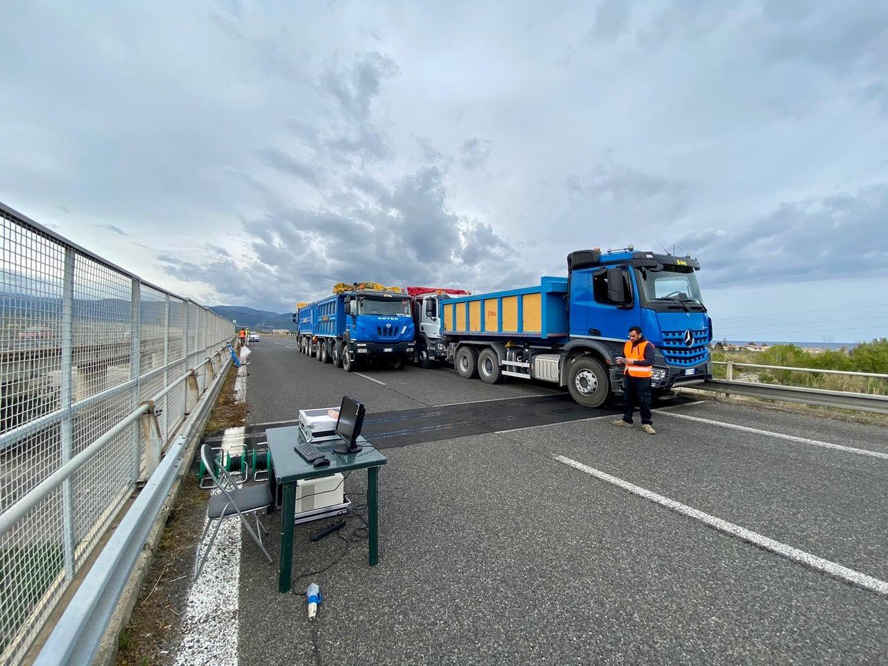Autostrada A20 Messina-Palermo: in corso accertamenti strutturali sul Viadotto Mazzarà