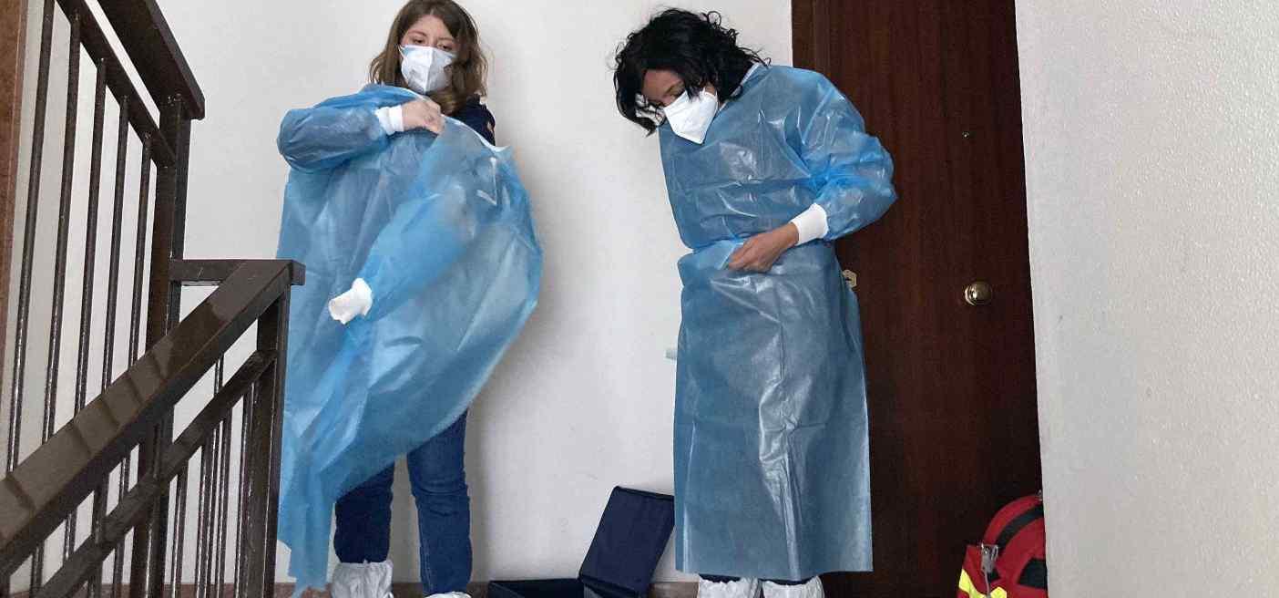 Covid Palermo e vaccini a domicilio, partono le seconde dosi degli over 80