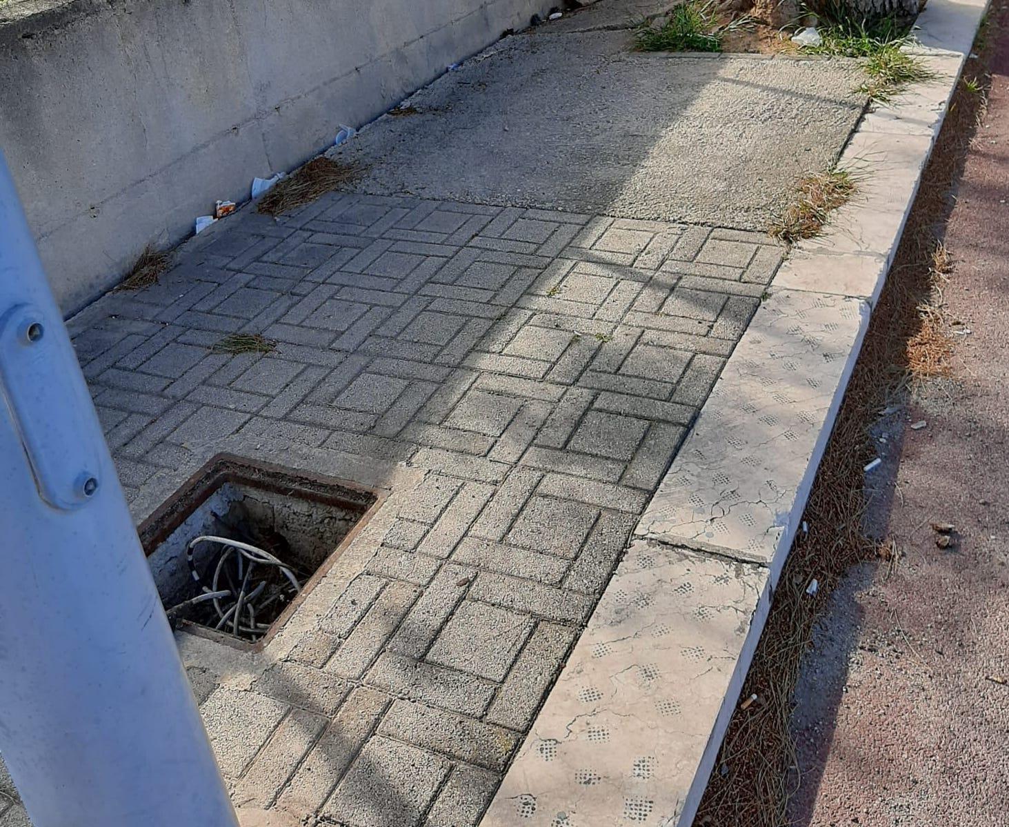 Furti di rame e di cavi elettrici in un Comune del Palermitano: la segnalazione dei cittadini