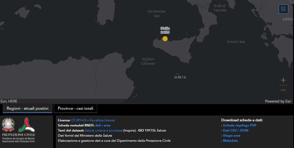 Bollettino Covid Sicilia 5 maggio 2021, 782 casi: Palermo prima per contagi – DATI