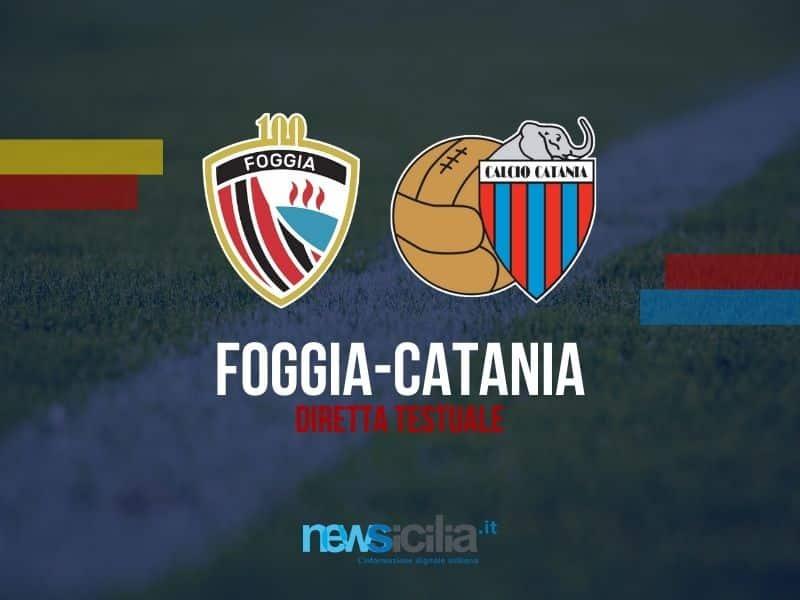 Pari amaro con il Foggia, Golfo salva il Catania sul 2-2 ma gli etnei concludono sesti – RIVIVI LA DIRETTA