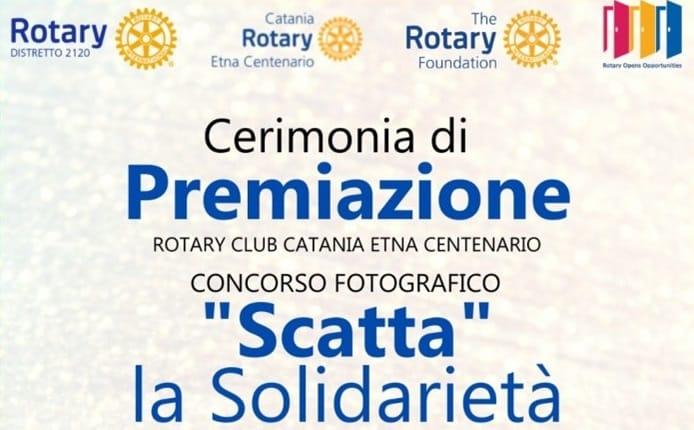"""""""Scatta la Solidarietà"""", concluso il concorso fotografico del Rotary Club Catania Etna Centenario: le FOTO dei vincitori"""