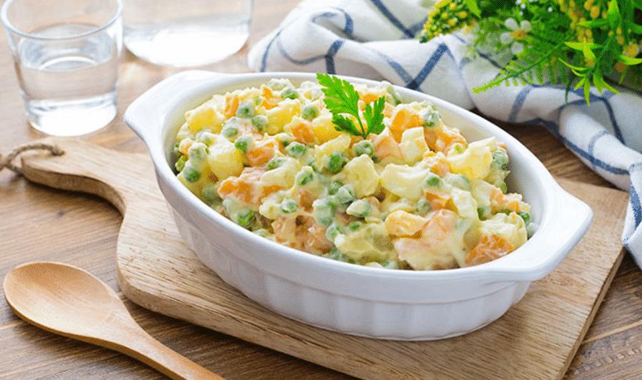 L'insalata russa è stata inventata in Italia? Tutte le curiosità sulle origini e sul nome della pietanza – La RICETTA
