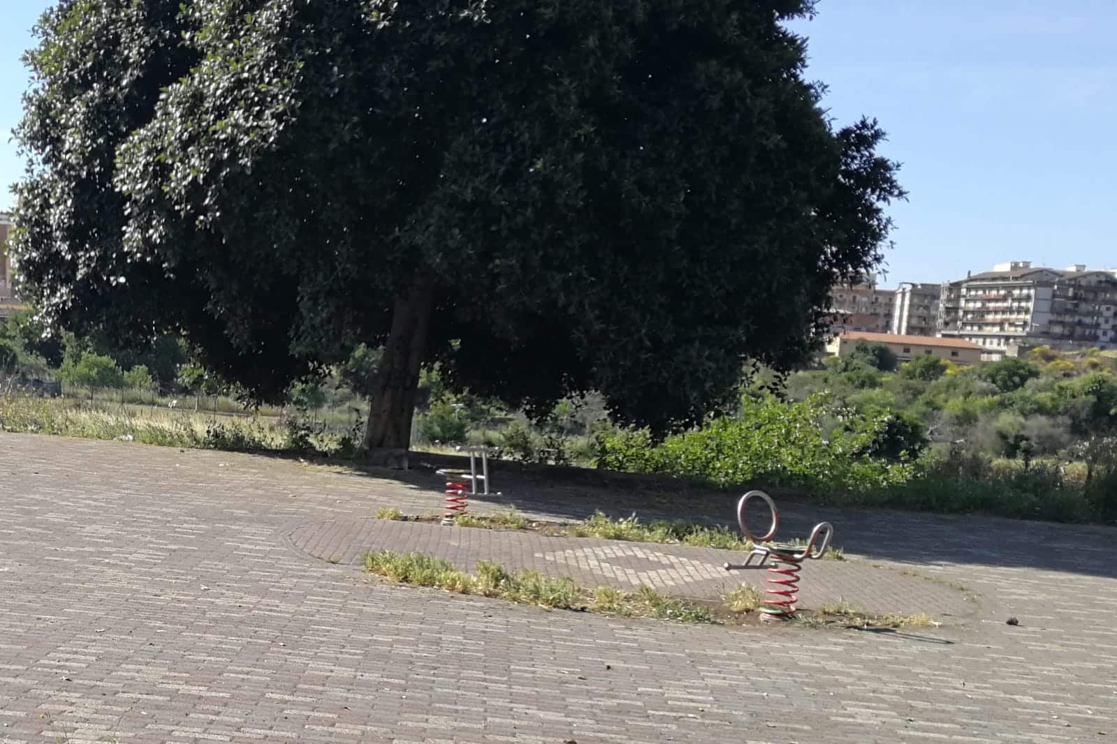 Catania, riqualificare l'area Horacio Majorana: il progetto del Presidente Buceti del IV Municipio