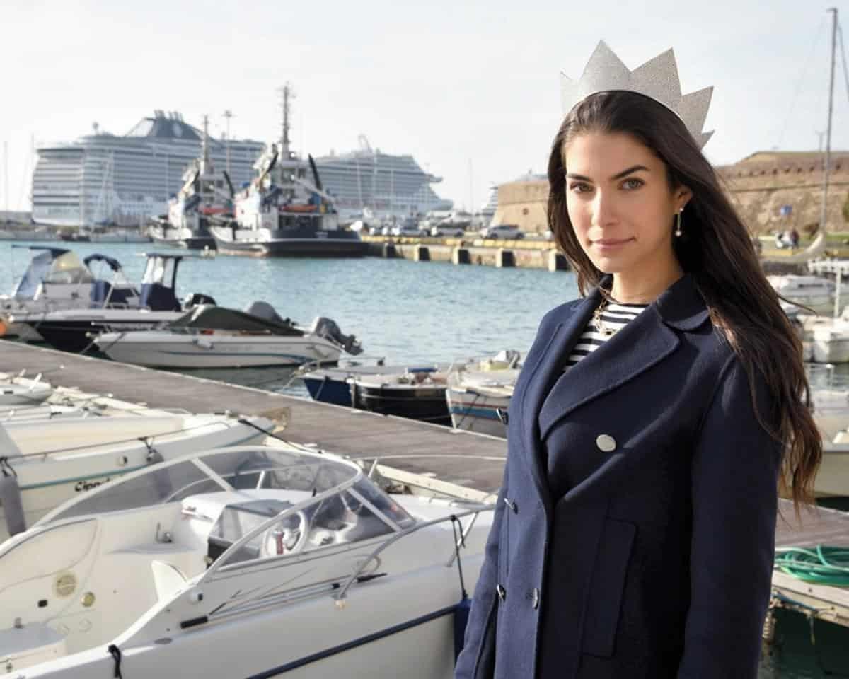 Si aprono le iscrizioni per Miss Italia. Martina Sambucini, reginetta in carica, in Sicilia per girare programma televisivo – FOTO